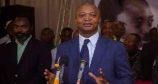 Emmanuel RAMAZANI SHADARY, candidat du FCC, présidentielle 2018 en RDC.