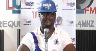 Jacky NDALA, candidat député national et membre d'Ensemble de Moise KATUMBI.