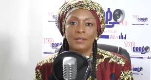 Marie-Josée IFOKU - Candidate à l'élection présidentielle 2018 en RDC