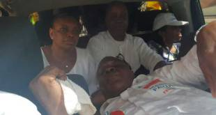 Tentative d'assassinat contre Martin FAYULU, Lubumbashi, Katanga, RDC.