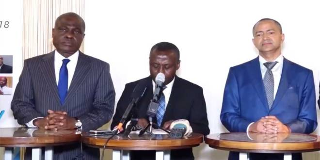 Moïse KATUMBI persiste et signe : « Le mal, c'est Kabila »
