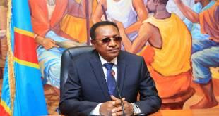 Bruno Tshibala, Premier ministre de la RDC.