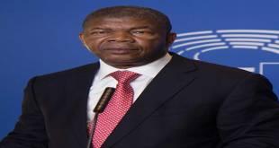 João Lourenço, President de l'Angola.