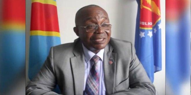 Jean-Bertrand Ewanga - Porte-parole adjoint de la coalition LAMUKA
