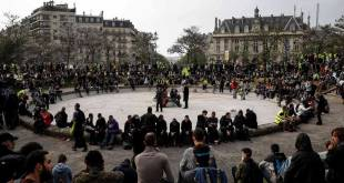 Manifestations du 1er Mai 2019 en France.
