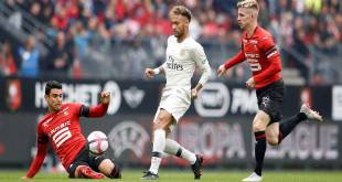 Rennes vs. PSG, final de la Coupe de France, 27 avril 2019.