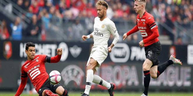 Rennes vs. PSG, final de la Coupe de France, 27 avril 2019.