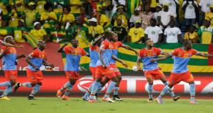 Joueurs - Les « Léopards » de la RDC.