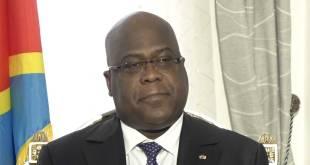 Fatshi, President de la RDC, lors d'un entretien samedi a France24 et a RFI.