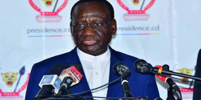 Sylvestre Ilunga Ilukamba, Premier ministre de la RDC.