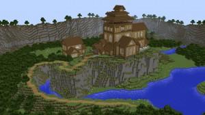 Cartes De La Maison Pour Minecraft 1 12