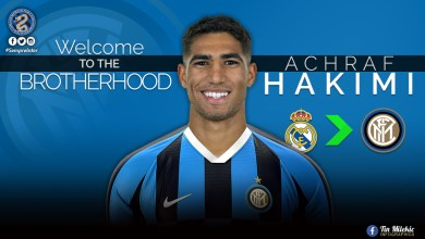 Photo of L'Inter Milan et le Real Madrid ont trouvé un accord sur le transfert d'Achraf Hakimi