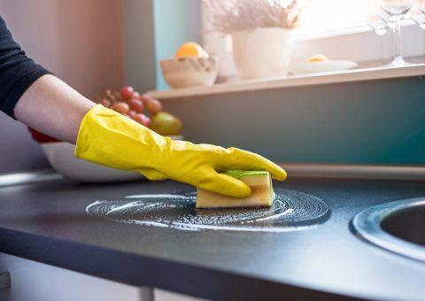 Nettoyer naturellement votre cuisine rapidement