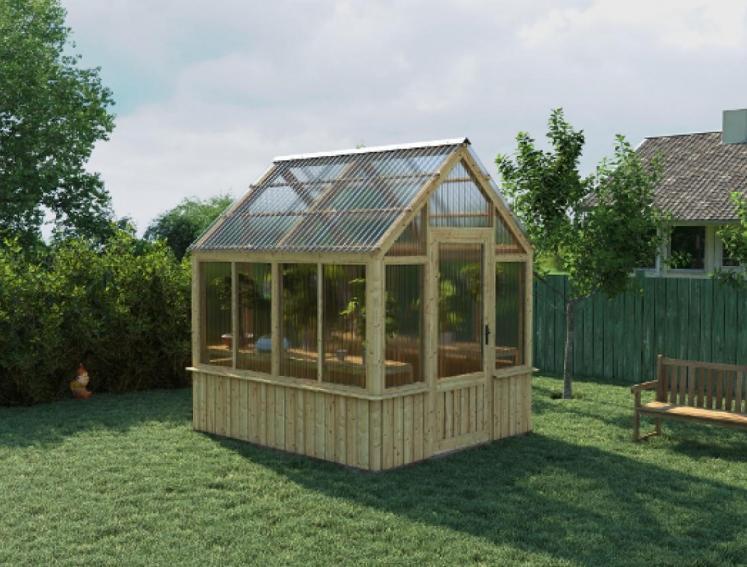 Comment Construire Une Serre De Jardin Blog Onduline