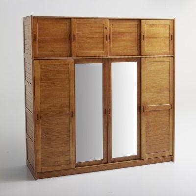 Armoire Penderie Miroir Maison Design