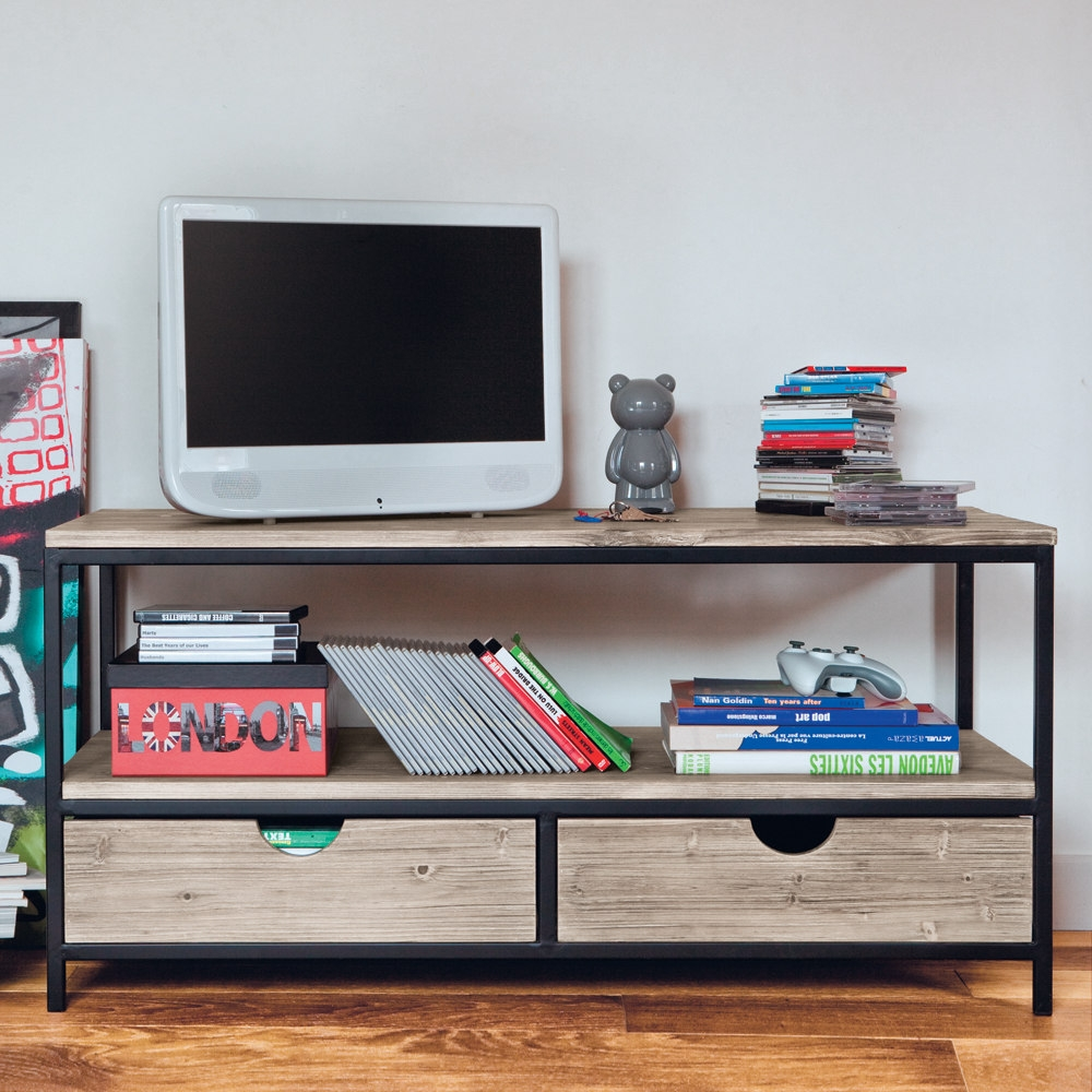 Meuble TV LONG ISLAND Maisons Du Monde Pickture