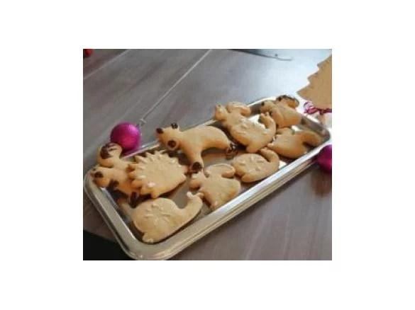 special fetes biscuits de noel en pain d epices