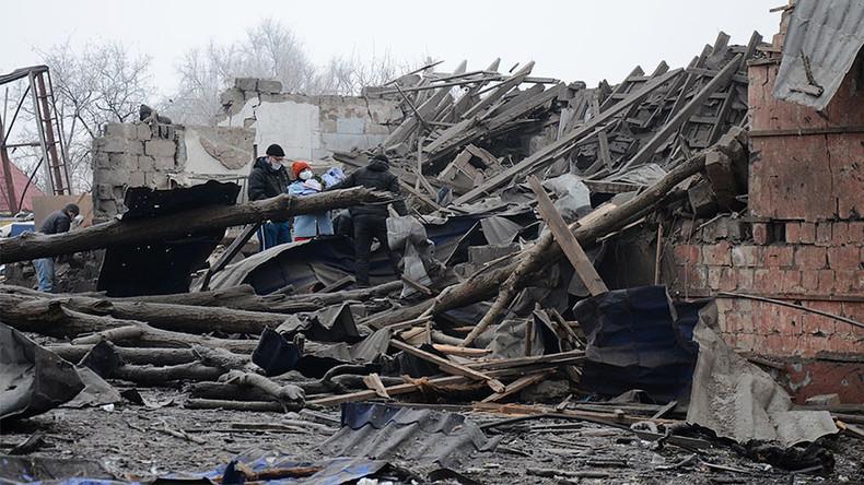 Le gouvernement ukrainien «a entamé un nouveau cycle de conflit, en violant l'accord de Minsk»