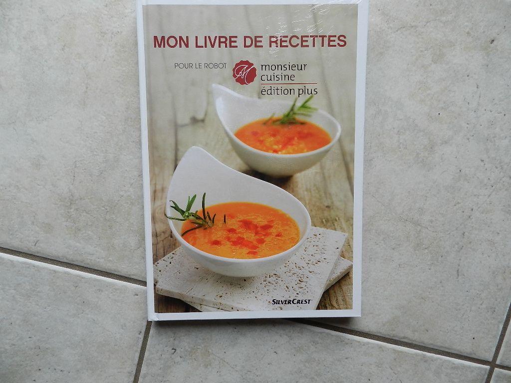 https fr shopping rakuten com offer buy 3853537867 mon livre de recette monsieur cuisine plus neuf sous blister format broche html