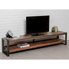 achat meuble tv 200 cm pas cher neuf