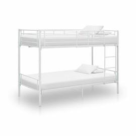 lit metal blanc pas cher ou d occasion