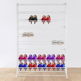 etagere range chaussures 50 paires