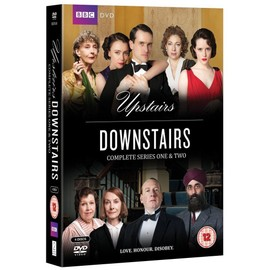 serie upstairs downstairs en dvd blu ray vod