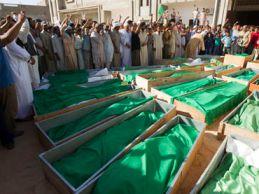 Nato deaths in Libya, Africa