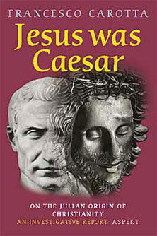 Jesus was Caesar Coverbook Carotta © Inconnu