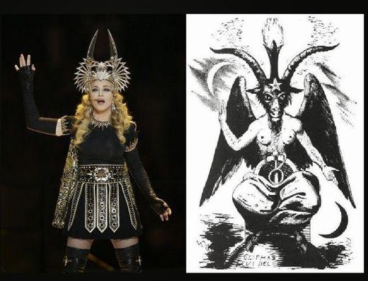 madonna illuminati 3 Madonna dédie une chanson aux illuminati qui seraient, selon elle, « la vérité et la lumière »