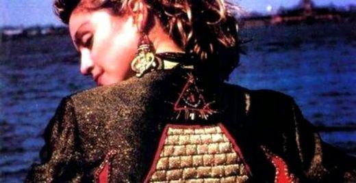 Madonna Madonna dédie une chanson aux illuminati qui seraient, selon elle, « la vérité et la lumière »