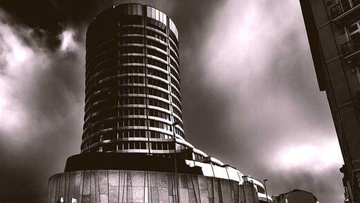 la tour de la Banque des règlements internationaux à Bâle