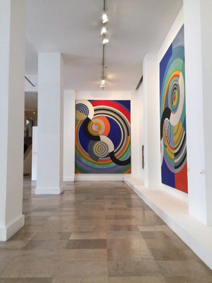 Delaunay au Musée d'Art Moderne de Paris