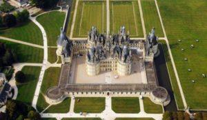 Château de Chambord - Château de la Loire