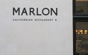 Brunch californien au Marlon