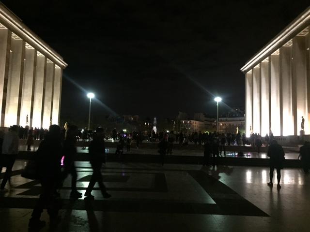 Trocadéro Paris