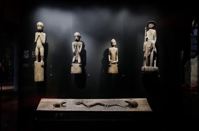 Art funeraire Mong au Musée Quai Branly Jacques Chirac