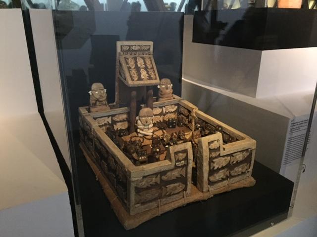 Art Moche du Pérou au Musée du Quai Branly