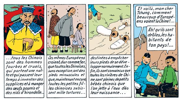 Copyright Moulinsart SA