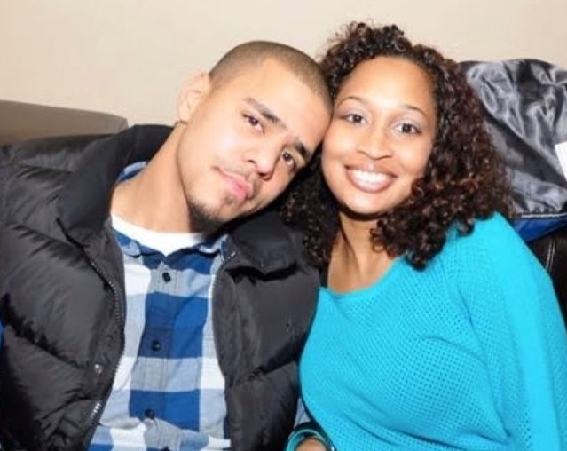 J-Cole-and-Melissa-pic