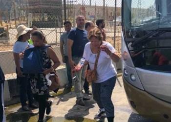 Egypte: 17 blessés dans une explosion visant un bus de touristes