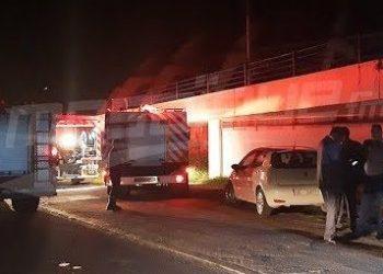 Coupole d'El Menzah : incendie maitrisé et arrestation de plusieurs suspects (vidéo)