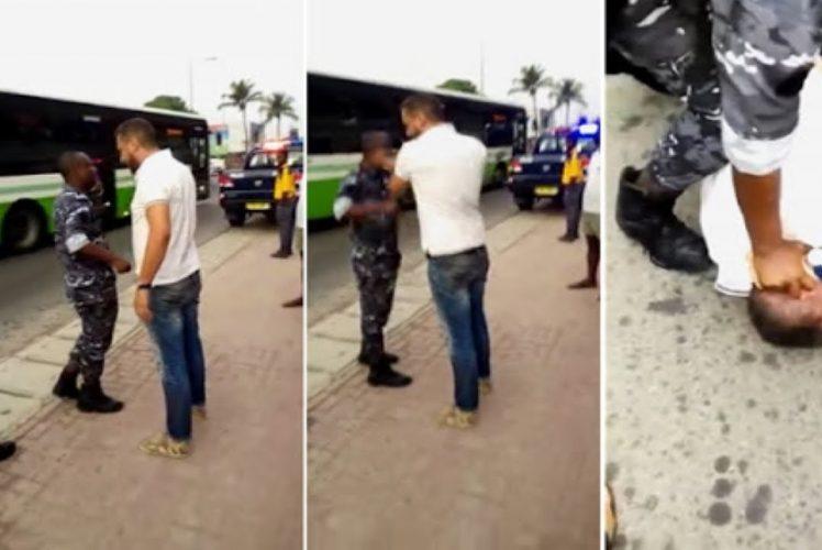 Côte d'Ivoire: Un Tunisien condamné à 2 ans de prison ferme pour avoir giflé un policier