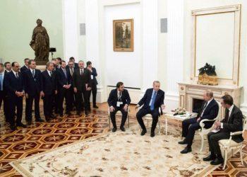 Syrie : entrée en vigueur de l'accord russo-turc de cessez-le-feu