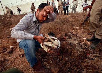 L'ONU demande l'ouverture d'une enquête après la découverte de charniers en Libye