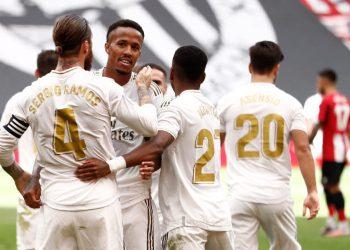 Espagne : Le Real Madrid prend 7 points d'avance sur le FC Barcelone