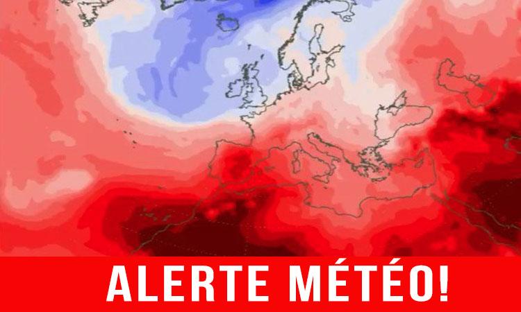 Tunisie : Une vague de très forte chaleur sur tout le pays