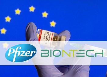 Les livraisons pour l'UE du vaccin Pfizer retardées de « 3 à 4 semaines »