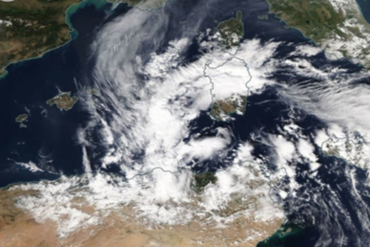 Météo: Des températures en hausse et des vents forts près des côtes
