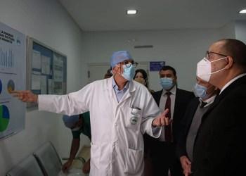 Plus de 2.800 nouveaux cas et 70 morts supplémentaires en Tunisie
